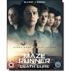 Maze Runner: The Death Cure [Blu-ray]