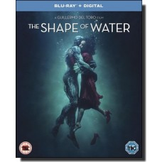 The Shape of Water [Blu-ray+DL]