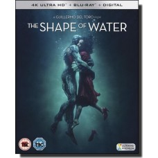 The Shape of Water [4K UHD+Blu-ray+DL]
