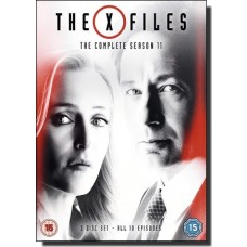 The X-Files: Season 11 [3DVD]