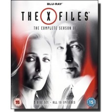 The X-Files: Season 11 [3Blu-ray]