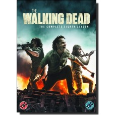 The Walking Dead: The Complete Eighth Season [6DVD]