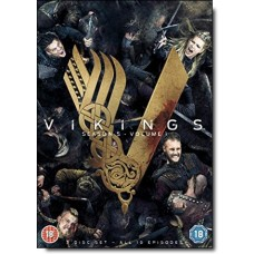 Vikings: Season 5.1 [3DVD]