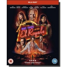 Bad Times At The El Royale [Blu-ray]