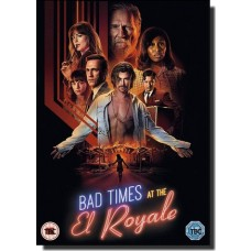 Bad Times At The El Royale [DVD]