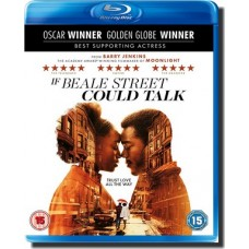 If Beale Street Could Talk [Blu-ray]
