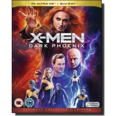 X-Men: Dark Phoenix [4K UHD+ Blu-ray]