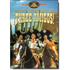 The Three Amigos! [DVD]
