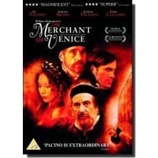 The Merchant of Venice [DVD]