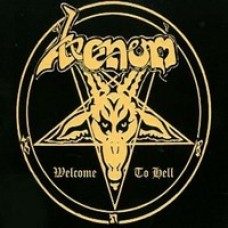 Welcome To Hell [CD]