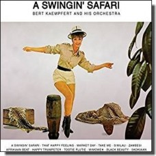 A Swingin' Safari [CD]