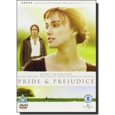 Pride & Prejudice [DVD]