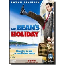 Mr. Bean's Holiday [DVD]