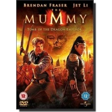 The Mummy: Tomb of the Dragon Emperor [DVD]