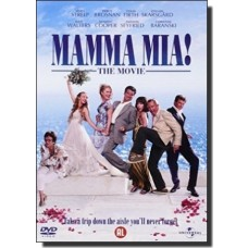 Mamma Mia! The Movie [DVD]