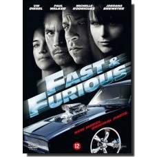 Fast & Furious 4: New Model [DVD]