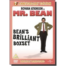 Mr Bean: Volumes 1-4 [4DVD]