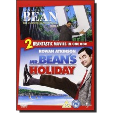 Bean - The Ultimate Disaster Movie   Mr. Bean's Holiday [2DVD]