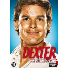 Dexter: Season 2 [4DVD]