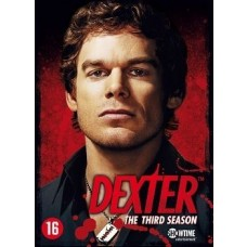 Dexter: Season 3 [4DVD]