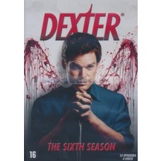 Dexter: Season 6 [4DVD]