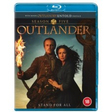Outlander: The Complete Season Five [4x Blu-ray]