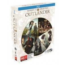 Outlander: The Complete Seasons 1-5 [25x Blu-ray]
