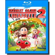 Taevast sajab lihapalle 2 | Cloudy with a Chance of Meatballs 2 [2D+3D Blu-ray]