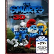 Smurfid | The Smurfs [2D+3D Blu-ray]