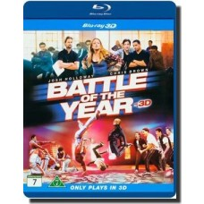 Aasta lahing | Battle of the Year [3D Blu-ray]