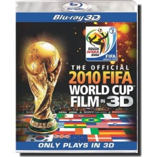 The Official 3D 2010 FIFA World Cup Film [3D Blu-ray]