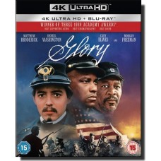 Glory [30th Anniversary] [4K UHD+Blu-ray]