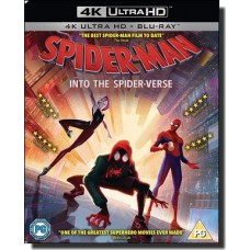 Ämblikmees: Uus universum | Spider-Man: Into the Spider-Verse [4K UHD+Blu-ray]