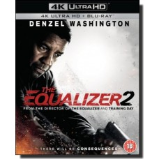 The Equalizer 2 [4K UHD+Blu-ray]