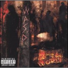 Dying for the World [CD]