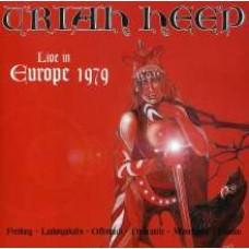 Live In Europe 1979 [2CD]