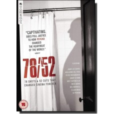 78/52: Hitchcock's Shower Scene [DVD]