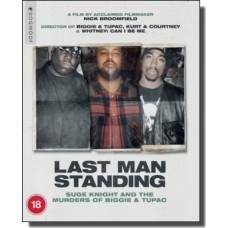 Last Man Standing: Suge Knight and the Murders of Biggie & Tupac [Blu-ray]