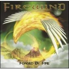 Forged by Fire [CD]