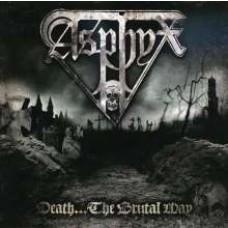 Death...The Brutal Way [CD]