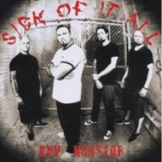 Nonstop: 25 Years of Sick Of It All [CD]