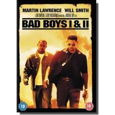 Bad Boys I & II [2DVD]