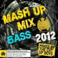 Ministry of Sound: Mash Up Mix Bass 2012 [2CD]