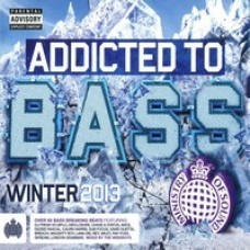 Ministry of Sound: Addicted To Bass Winter 2013 [3CD]