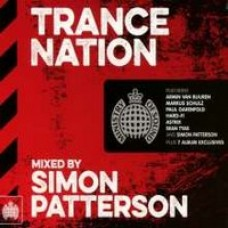 Ministry of Sound: Trance Nation: Simon Patterson [2CD]