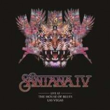 Santana IV - Live At The House Of Blues, Las Vegas 2016 [2CD+DVD]