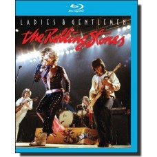 Ladies & Gentleman: The Rolling Stones - Live In Texas, US, 1972 [Blu-ray]