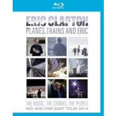 Planes, Trains and Eric - Mid and Far East Tour 2014 [Blu-ray]