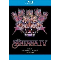 Santana IV - Live At The House Of Blues, Las Vegas 2016 [Blu-ray]