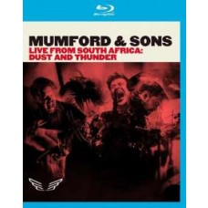 Live In South Africa: Dust and Thunder [Blu-ray]